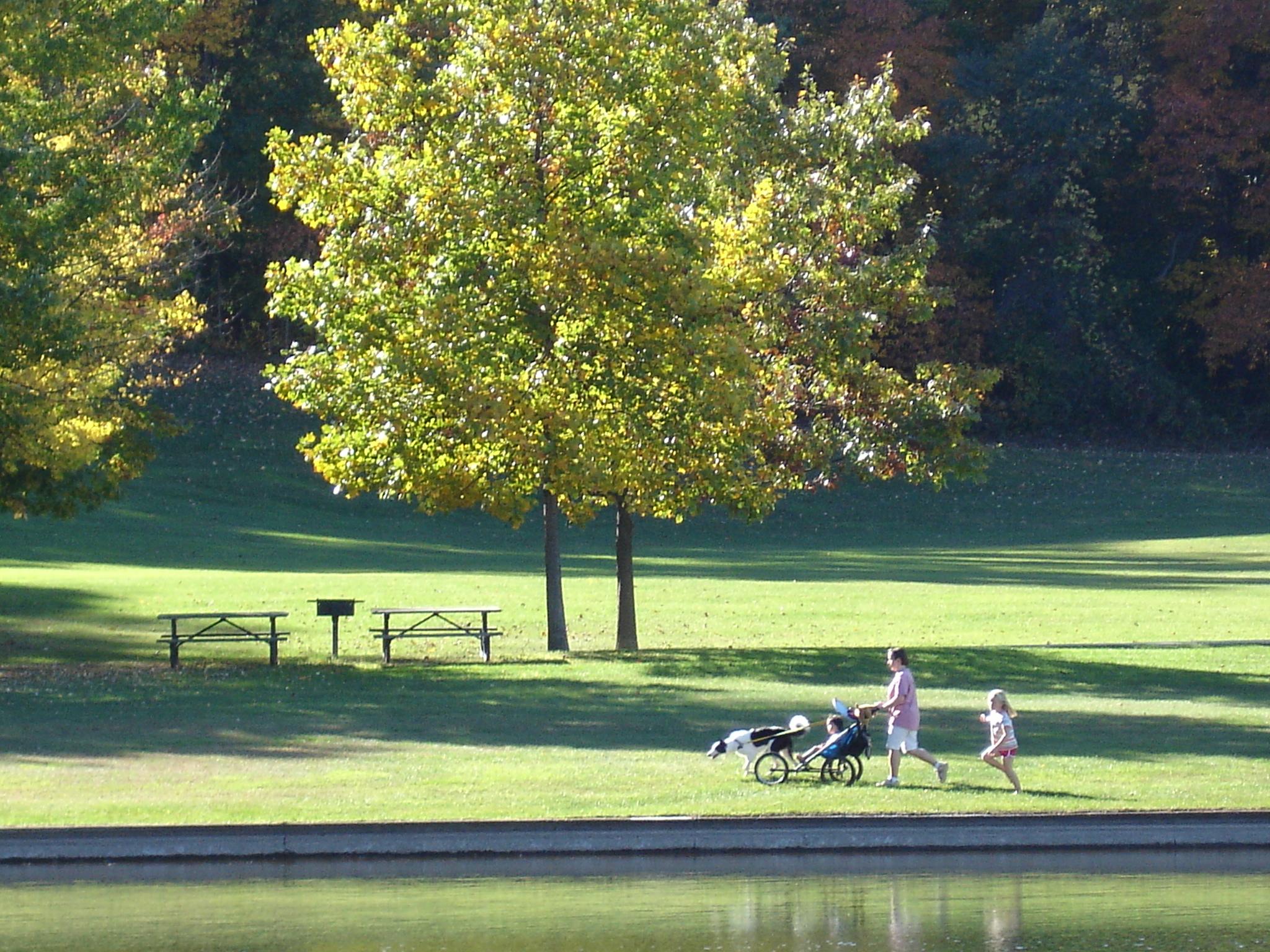 Monroe Park Spring