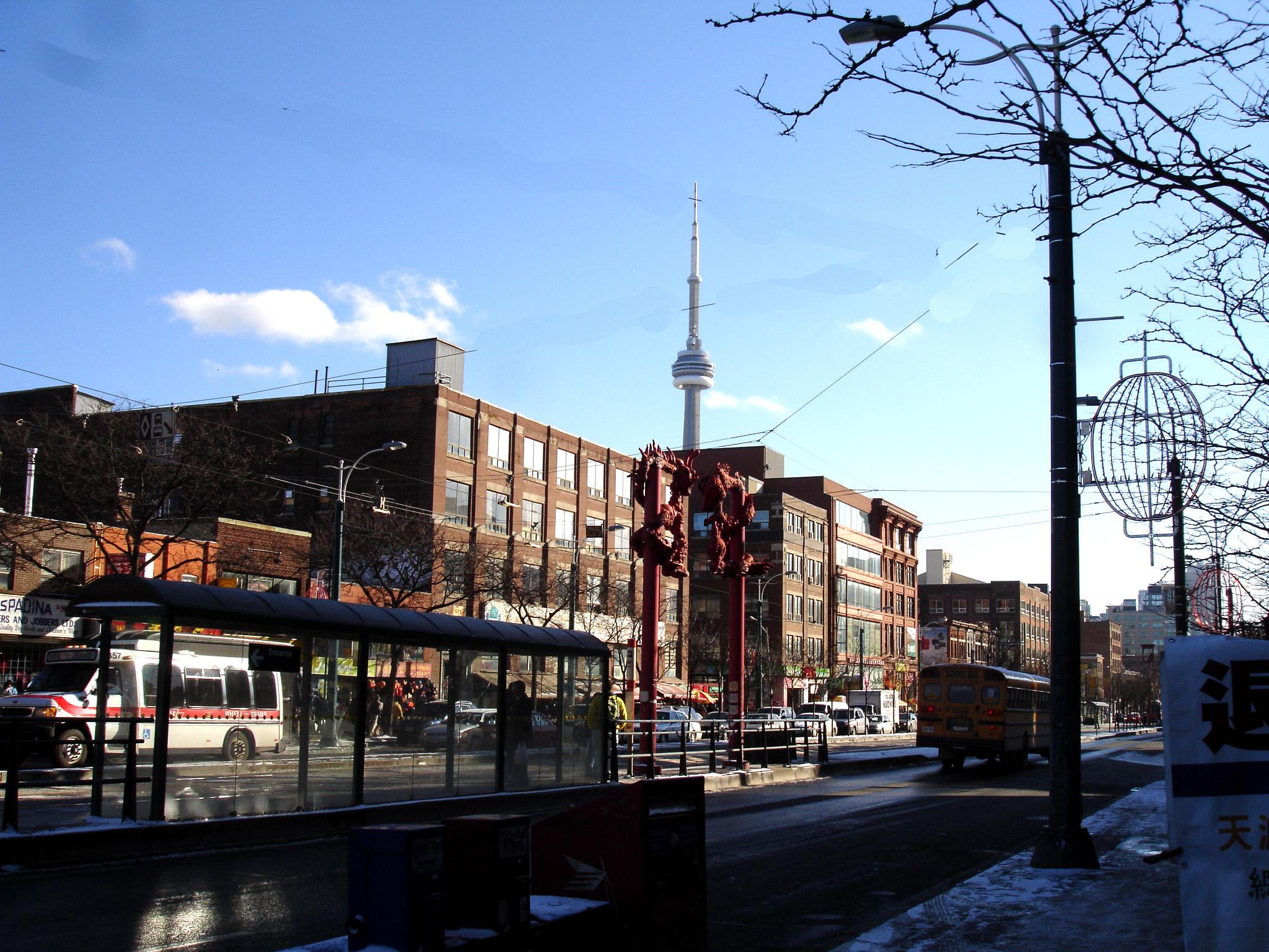 Toronto China Town