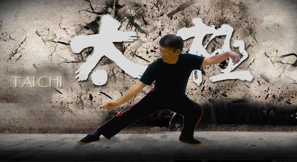 FRED tai chi press creeps down