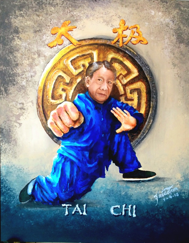 Fred Tai Chi Fist 1