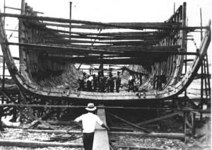 boat building 1